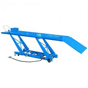 Ράμπα μοτοσυκλέτας αερο-υδραυλική 450Kg EXPRESS 631505  | Εργαλεία Συνεργείου - Εργαλεία MOTO | karaiskostools.gr