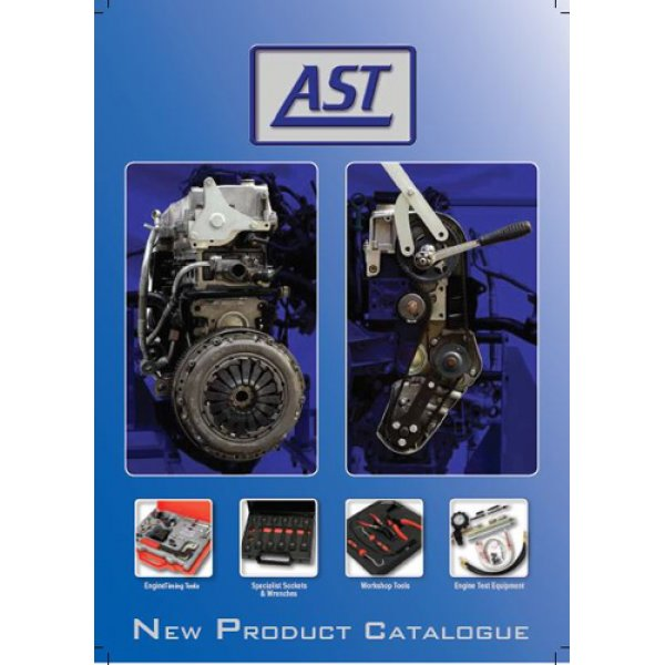AST4429 12XZN Cyl. Head Bolt Socket