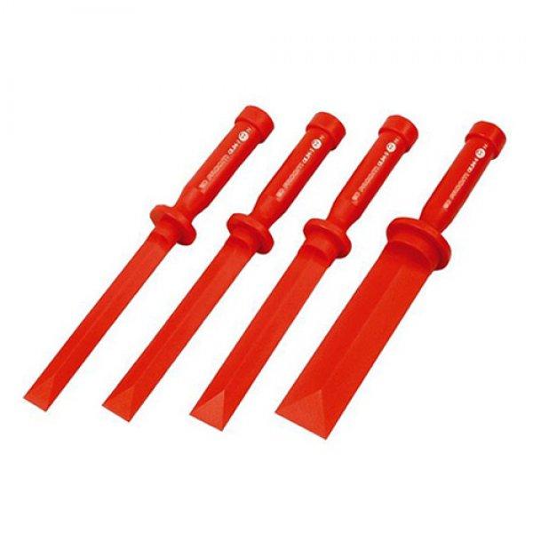 Σετ με 4 πλαστικές ξύστρες CR.D4PB FACOM Φανοποϊία