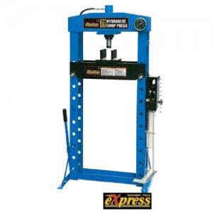 Πρέσσα υδραυλική 20ton βαρέως τύπου EXPRESS δαπέδου - 60660 | Εργαλεία Συνεργείου - Πρέσες Υδραυλικές | karaiskostools.gr