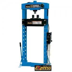 Πρέσσα υδραυλική 30ton βαρέως τύπου EXPRESS δαπέδου - 60661 | Εργαλεία Συνεργείου - Πρέσες Υδραυλικές | karaiskostools.gr
