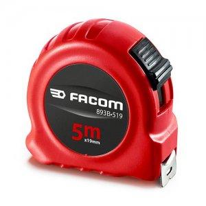 Μέτρο-ρολό με στοπ 5 m x 19 mm 893B.519PB FACOM