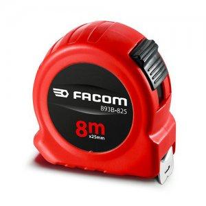 Μέτρο-ρολό με στοπ 8 m x 25 mm 893B.825PB FACOM