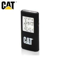 Φακός τσέπης ABS διπλός 80 & 45 Lumens CT50550 CAT Lights CATERPILLAR Φωτισμός