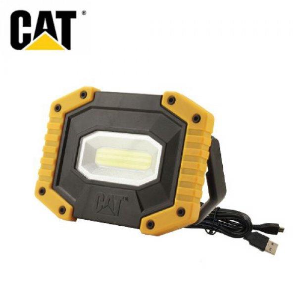 Φακός προβολέας 500 Lumens επαναφορτιζόμενος CT3545 CATERPILLAR CAT Lights Φωτισμός