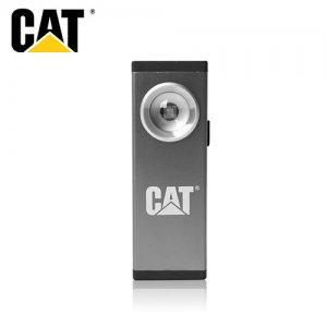 Φακός τσέπης επαναφορτιζόμενος διπλής έντασης 100 & 200 Lumens CT5115 CAT Lights Φωτισμός