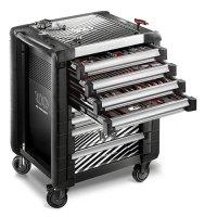 Εργαλειοφόρος JET 8 συρταριών με εργαλεία (204 τεμ) FACOM JET.8M3CM100Y