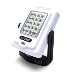 Φακός τσέπης 360˚ μαγνητικός 100 Lumen SAS OZO 200 Φωτισμός