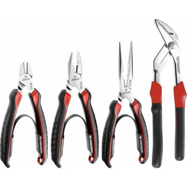 CPE.A1PB FACOM Σετ με πένσες 4 τεμαχίων σειράς CPE | Εργαλεία Χειρός - Πένσες | karaiskostools.gr