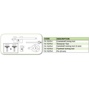 Ανταλλακτικό εργαλείο κασετίνας χρονισμού (FG 192/FT6) - FG 192/FT6-3 FASANO Tools