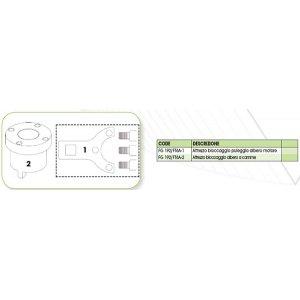 Ανταλλακτικό εργαλείο κασετίνας χρονισμού (FG 192/FT6A) - FG 192/FT6A-2 FASANO Tools
