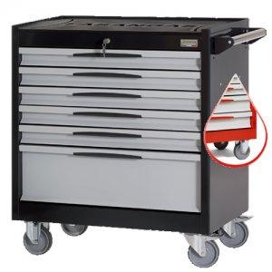 Εργαλειοφόρος τροχήλατος 6 συρταριών FG 104R/6G FASANO Tools |Εργαλειοφόροι τροχήλατοι| karaiskostools.gr
