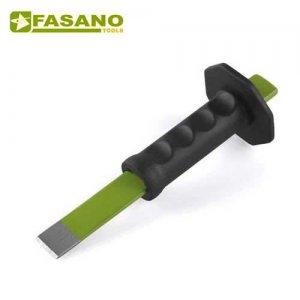 Πλατυκάλεμο 26x240mm με πλαστική χειρολαβή FG 127/P1S FASANO Tools Ζουμπάδες - Καλέμια