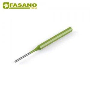 Ζουμπάς κυλινδρικός 6mm FG 128/C6 FASANO Tools Ζουμπάδες - Καλέμια