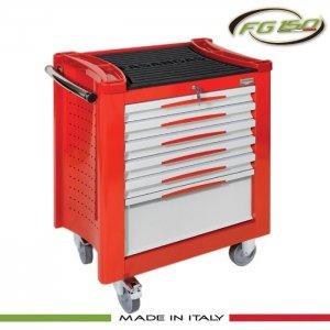 Εργαλειοφόρος τροχήλατος 6 συρταριών FG 150R/6G FASANO Tools |Εργαλειοφόροι τροχήλατοι| karaiskostools.gr