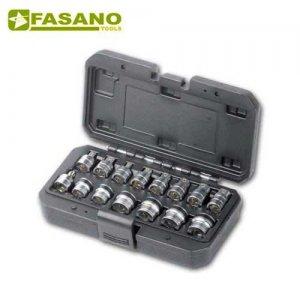 Σετ καρυδάκια μαγνητικά για τάπες λαδιού 15 τεμαχίων FG 175/S15 FASANO Tools Αλλαγή Λαδιών-Φίλτρων