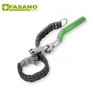 Φιλτρόκλειδο χειρός με διπλή αλυσίδα 60-110mm FG 176/FO1 FASANO Tools Αλλαγή Λαδιών-Φίλτρων