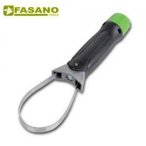 Φιλτρόκλειδο ρυθμιζόμενο 110-150mm FG 176/RP2 FASANO Tools Αλλαγή Λαδιών-Φίλτρων