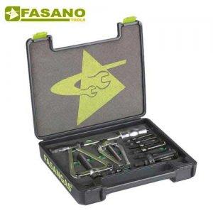 Συλλογή εξωλκείς για εσωτερικά ρουλεμάν FG 182/S10 FASANO Tools Εξωλκείς