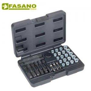Κασετίνα επισκευής κατεστραμένων σπειρωμάτων μπουζί FG 182/S33 FASANO Tools Ανάφλεξη - Μπουζί