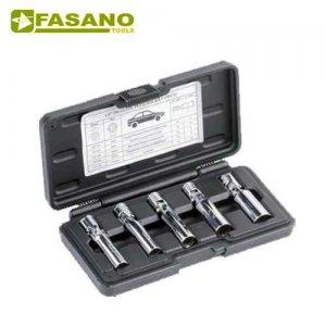 Σετ με 5 κλειδιά για προθερμαντήρες diesel FG 183/S5 FASANO Tools Ανάφλεξη - Μπουζί