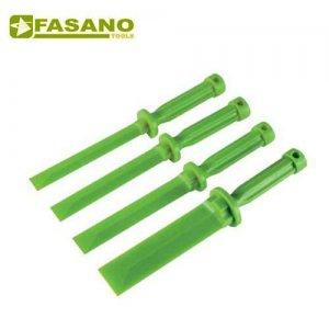 Σετ με 4 πλαστικές ξύστρες FG 186P/S4 FASANO Tools Φανοποϊία