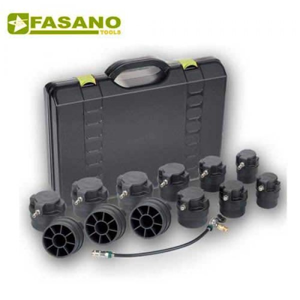 Κασετίνα με 4 ζεύγη καπάκια για έλεγχο κυκλώματος turbo FG 189/S13 FASANO Tools Κινητήρας