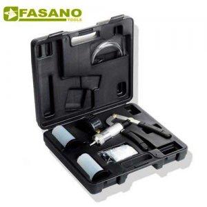 Αντλία πίεσης - υποπίεσης χειρός σε κασετίνα FG 202/PV FASANO Tools Κινητήρας