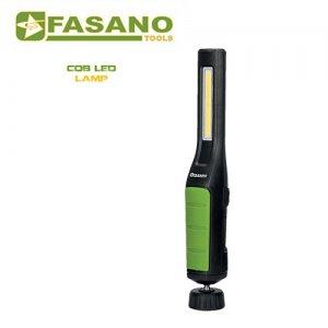 Φακός συνεργείου επαναφορτιζόμενος 200 lumens  FG 212 FASANO Tools | Εργαλεία Συνεργείου - Ειδικά Καρυδάκια & Εργαλεία:::Εργαλεία Χειρός - Φωτισμός | karaiskostools.gr