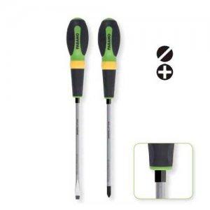 Σετ κατσαβίδια ίσια & σταυρού με εξάγωνη λάμα 8 τεμαχίων FG 22/S8H FASANO Tools Κατσαβίδια & Μύτες
