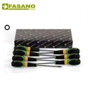 Σετ κατσαβίδια άλλεν μπίλιας 2-8mm 7 τεμαχίων FG 22H/S7 FASANO Tools Κατσαβίδια & Μύτες