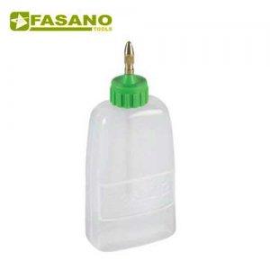 Δοχείο λαδιού πλαστικό με τηλεσκοπικό ρύγχος 150cc FG 497/OP3 FASANO Tools Λαδικά