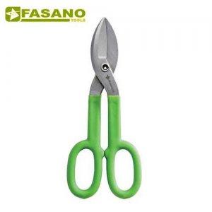 Ψαλίδι λαμαρίνας ίσιο 200mm FG 49/HE200 FASANO Tools Πριόνισμα - Κοπή
