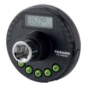 "FG 546/DG FASANO Tools  Ψηφιακό όργανο μέτρησης ροπής & γωνίας 1/2"" 10 - 200Nm   Δυναμόκλειδα"