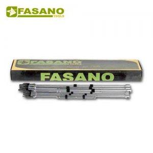 Σετ ταφάκια torx σπαστά TX20-TX50 8 τεμαχίων FG 619TX/S8 FASANO Tools Κλειδιά