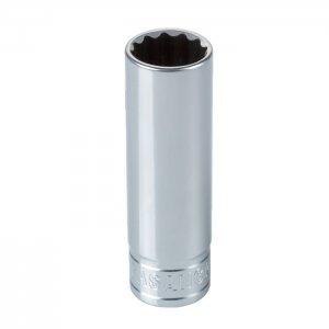 """Καρυδάκι δωδεκάγωνο μακρύ 10mm για καστάνια 3/8"""" FG 624/L10 FASANO Tools"""