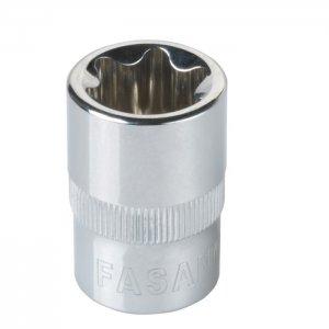 """Καρυδάκι TORX θηλυκό E10 για καστάνια 1/2"""" FG 625/TX10 FASANO Tools"""