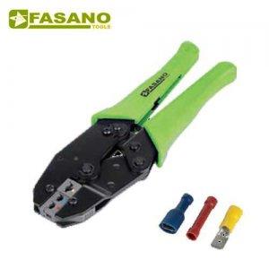 Πρέσα για μονωμένους ακροδέκτες καστάνιας FG 68/AG FASANO Tools Πρέσες Ακροδεκτών