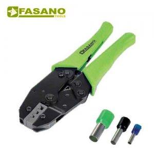 Πρέσα για κυλινδρικούς ακροδέκτες καστάνιας FG 68/AT6 FASANO Tools Πρέσες Ακροδεκτών