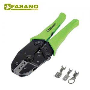 Πρέσα για μη μονωμένους ακροδέκτες καστάνιας FG 68/NI FASANO Tools Πρέσες Ακροδεκτών