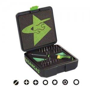 Συλλογή κατσαβιδολαβή και μύτες 41 τεμαχίων FG 85/S41 FASANO Tools Κατσαβίδια & Μύτες