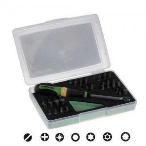 Συλλογή κατσαβιδολαβή και μύτες 41 τεμαχίων FG 85/S41B FASANO Tools