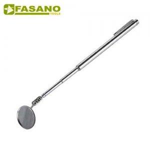 Καθρέπτης ελέγχου τηλεσκοπικός με άρθρωση στρογγυλός 42mm FG 93/M24 FASANO Tools Διάφορα Εργαλεία Ηλεκτρονικής