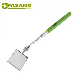 Καθρέπτης ελέγχου τηλεσκοπικός με άρθρωση 53x90mm FG 93/M65 FASANO Tools Διάφορα Εργαλεία Ηλεκτρονικής