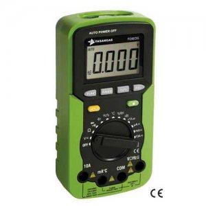 Πολύμετρο ψηφιακό AC/DC Ohm FG 96/DG FASANO Tools Πολύμετρα