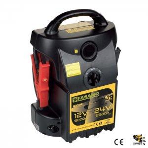 Εκκινητής μπαταρίας (booster) 12-24Volt 5000-2500Ampere FG 99/C FASANO Tools