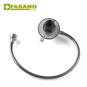 """Κλειδί γωνιακού σφιξίματος (μοιρόμετρο) 1/2"""" μαγνητικό FG 560/A FASANO Tools Δυναμόκλειδα"""