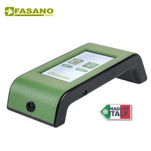 Συμπιεσόμετρο βενζίνης, πετρελαίου & μετρητής τάσης μπαταρίας FG 215 FASANO Tools Κινητήρας