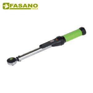 """Δυναμόκλειδο με καστάνια 1/4"""" 2-25Nm FG 530 FASANO Tools"""