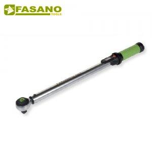 """Δυναμόκλειδο με καστάνια 3/8"""" 5 - 50 Nm FG 532/1 FASANO Tools"""